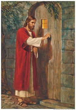 Gesù-bussa porta